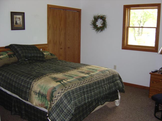 Caledonia Haulers Bunk House Bedroom