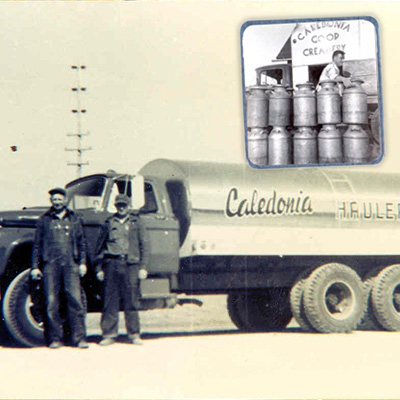 Caledonia Haulers was Founded in 1958
