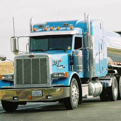 In 2001, Caledonia Haulers Purchase 13 Trucks and 9 Trailers