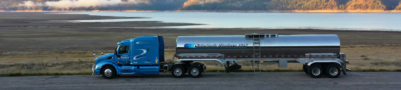 Caledonia Haulers Bulk Liquid Transport Company