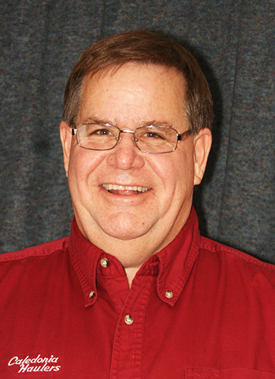 CaledoniaHaulers Staff DennisGavin