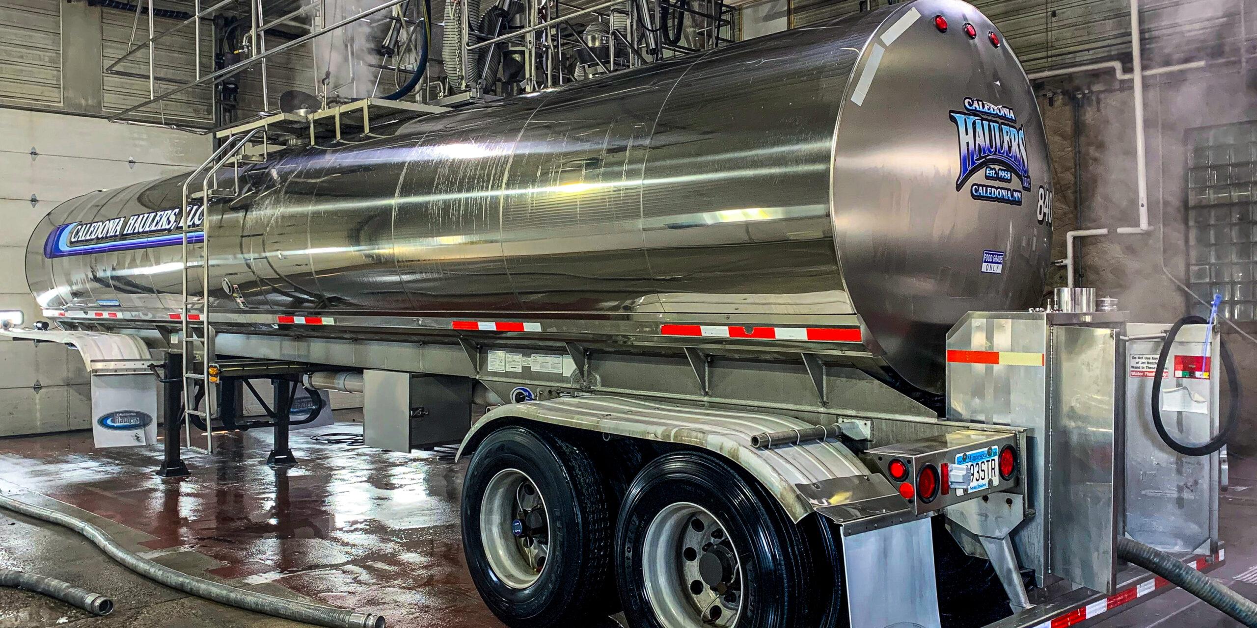 Tank Wash for Bulk-Liquid Tankers in Caledonia, MN